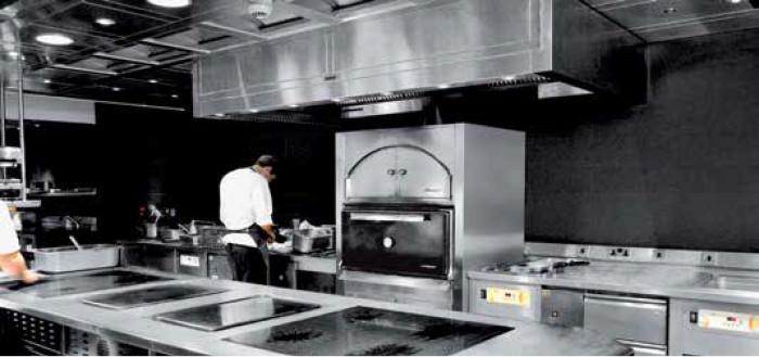 チャコールオーブン